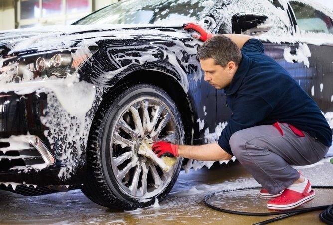 Szampon o mycia samochodu osobowego, roweru, hulajnogi - Super Shampoo