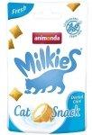 ANIMONDA Milikies Cat Snack dental 120 g