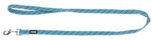 KERBL Smycz Colorado 120 cm x 20 mm, morska [80244]