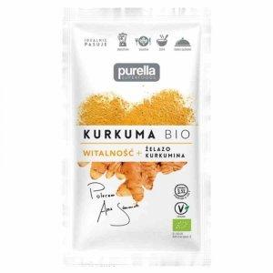 Kurkuma Purella Superfoods BIO, 20g