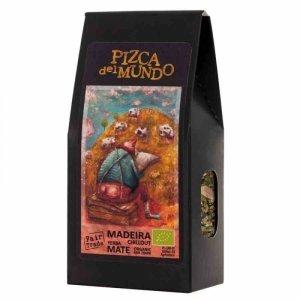 Madeira chillout - yerba mate relaksująca Pizca del Mundo BIO, 100g