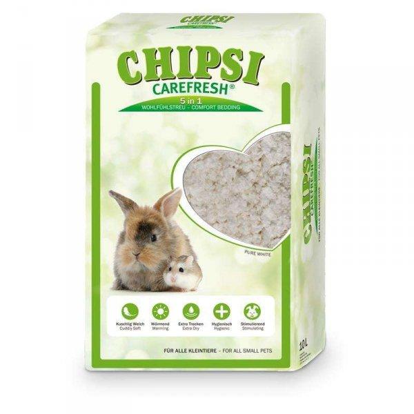CHIPSI Carefresh Pure White 10L, 950g