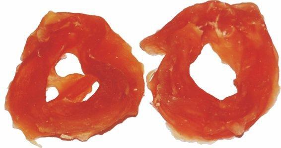 ADBI Miękkie krążki z kurczakiem – zawijane polędwiczki [AL71] 500g