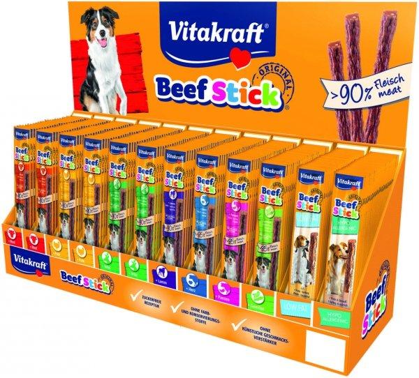 VITAKRAFT BEEF stick BAR 12 x 25szt 300 d/psa