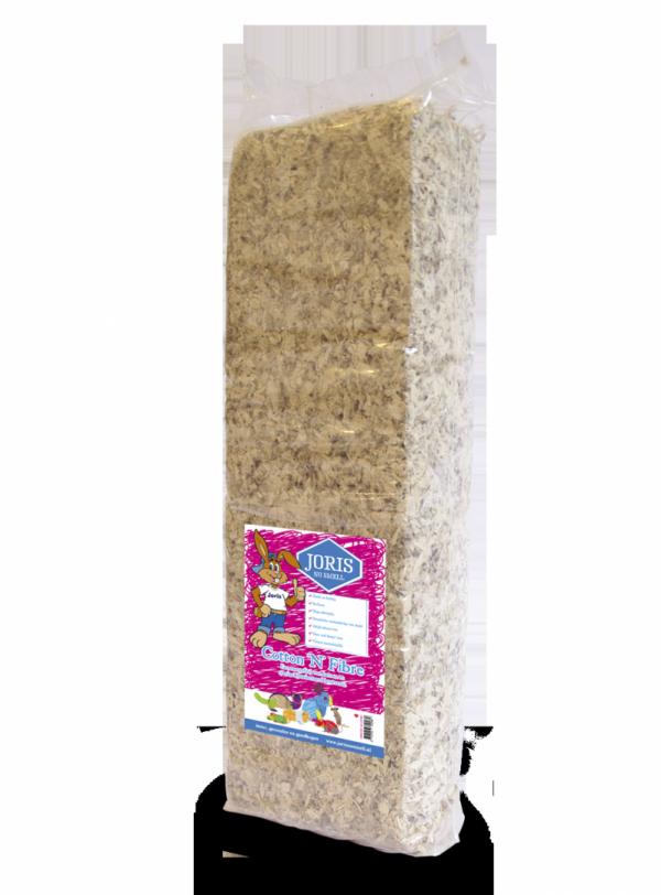 JORIS Ściółka bawełniana z dod. włókien drewnianych 40l [TNPB06]