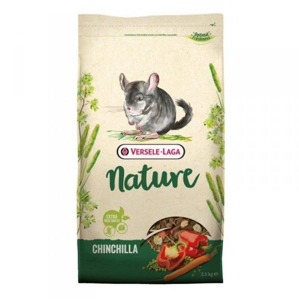 VERSELE LAGA Chinchilla Nature 2,3kg - dla szynszyli  [461414]