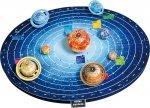 SOLAR SYSTEM 3D UKŁAD SŁONECZNY planety