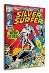 Silver Surfer (Must Live) - Obraz na płótnie