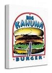 Pulp Fiction (Big Kahuna Burger) - Obraz na płótnie