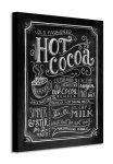 Hot Cocoa - Obraz na płótnie