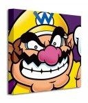 Super Mario (Wario) - Obraz na płótnie