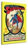 Superman (No.1) - Obraz na płótnie