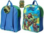 Żółwie Ninja Turtles Trouble Plecaczek dla Dzieci Plecak