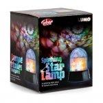 Lampka – projektor imprezowy