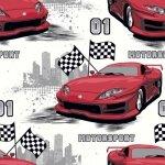 Tapeta Race Samochody Wyścigowe