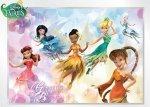 Fototapeta flizelinowa Wróżki Dzwoneczek Disney Fairies XXXL
