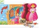 Puzzle Djeco Księżniczka Princess DJ07221
