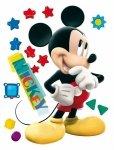 Naklejki Duża Naklejka Myszka Miki Mickey