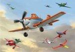 Fototapeta Planes Samoloty 360x254cm
