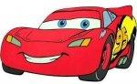 Dekoracja piankowa CARS Big