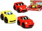 Miękkie Autko FERRARI GT PlayGo 3 AUTA Tm Toys NEW