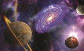 Fototapeta na flizelinie Planety Kosmos XXL