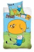 Pościel Pora Na Przygodę 160x200cm komplet pościeli Adventure Time