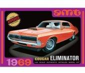 Model plastikowy - Samochód 1969 Mercury Cougar (Orange) - AMT