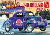 Model plastikowy - Samochód Curly's Gasser 1940 W - AMT