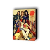 [Zestaw] Queen i Freddie Mercury - Kalendarz + Obraz na Płótnie