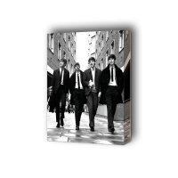 [Zestaw] The Beatles - Kalendarz + Obraz na płótnie
