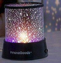 Lampka Projektor Gwiazd