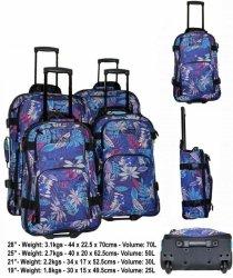 Zestaw 4 walizek podróżnych TB10099 Amazon