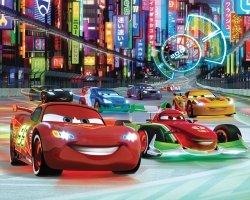 Fototapeta Disney Cars Auta 2 Tokyo