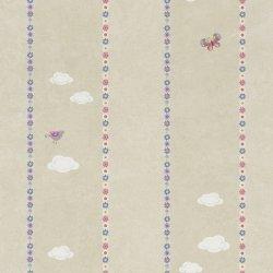 Tapeta Rasch 287509 Kwiatuszki Chmurki