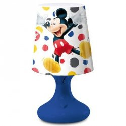 Lampka nocna Disney Myszka Miki biurkowa Mickey Mouse LED