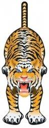 Latawiec BRAINSTORM - WNS SkyZoo 59x22'' Nylon Tiger