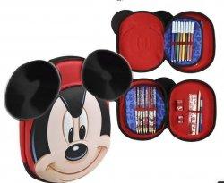 Piórnik z wyposażeniem 3D Myszka Miki Mickey Mouse Disney