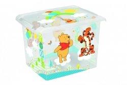 Pudełko 20L Kubuś Puchatek 2827 pojemnik na zabawki