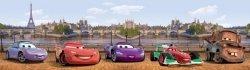 Bord Disney Cars in London 10cm Auta Samochody pasek dekoracyjny