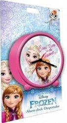 Budzik stojący zegar Kraina Lodu Disney Frozen