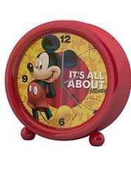 Budzik stojący zegar Myszka Miki Mickey Mosue new