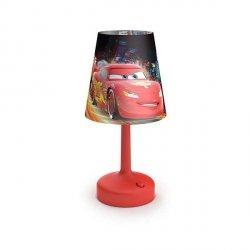 Lampka nocna stojąca Disney Cars Phillips LED Auta
