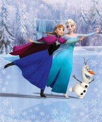 Tapeta fototapeta Kraina Lodu Disney Frozen