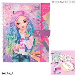 Szkicownik Kreatywny Projektantki Mody Special Design Book 10198
