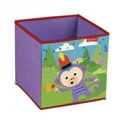 Pudełko na zabawki Fisher Price MAŁPKA