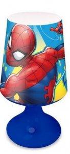 Lampka nocna SpiderMan biurkowa