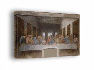 Ostatnia wieczerza -  Leonardo da Vinci - obraz na płótnie