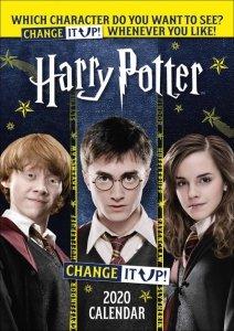 Harry Potter - Oficjalny Kalendarz 2020 rok
