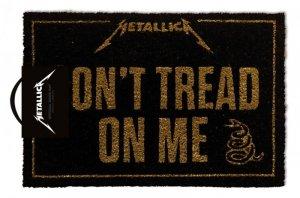 Metallica (Don't Tread On Me) - wycieraczka na buty